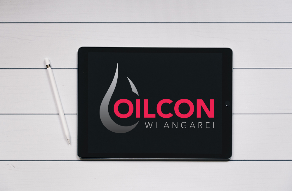 Responsive, Tauranga digital design agency. Client project  - Logo Designs, Various projects, graphic design, logo, Oilcon Ltd